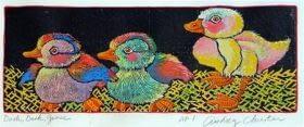 Duck, Duck, Goose (4-1/2 x 12)