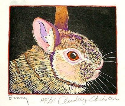 Bunny (5 x 5-1/4) - Closed Edition
