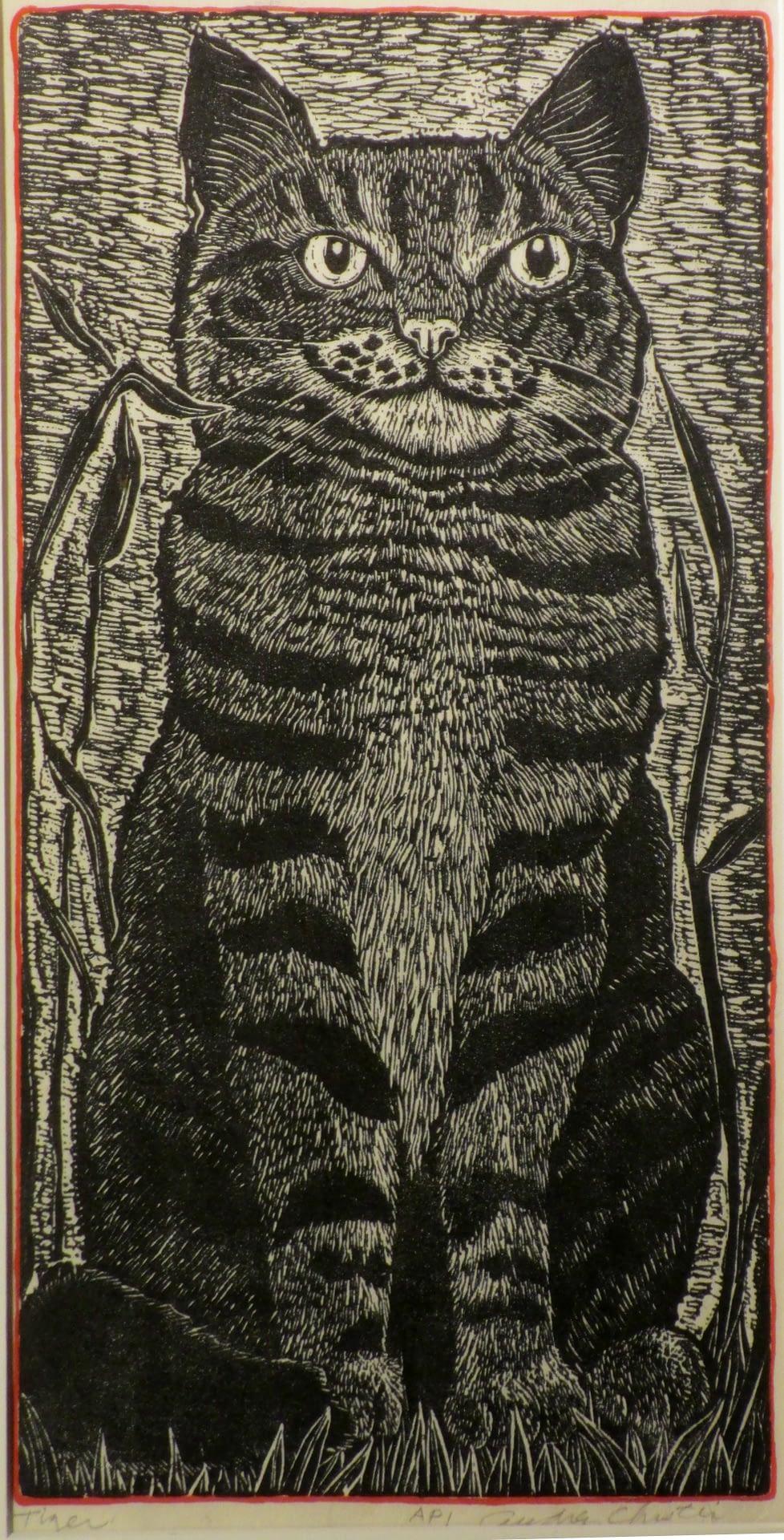 Tiger (7 x 14)