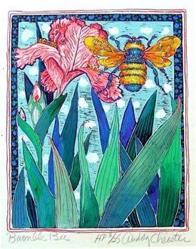 Bumble Bee (6 1/2 x 8 1/4)