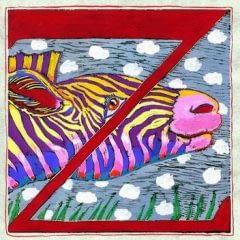 """""""Z"""" is for Zebra (7 x 7)"""