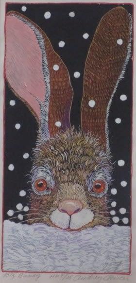 Big Bunny (12 x 5-3/4)