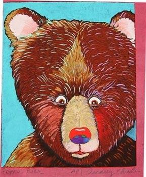 Poppa Bear (11 x 9)